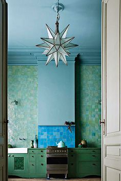 good reads: heath's tile makes the room. / sfgirlbybay