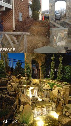 Transformation by Virginia Water in Fredericksburg, VA.