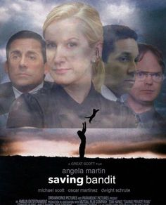 Martin, michael scott, and the office: a great scott film angela martin saving The Office Show, Office Tv, Mose The Office, The Office Dwight, Michael Scott, Parks N Rec, Parks And Recreation, Dundee, Office Jokes