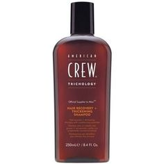American Crew Hair Recovery + Thickening Shampoo For Men - 8.4 oz