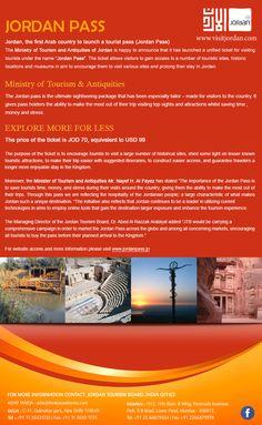 Explore more for less with the #JordanPass !!! #VisitJordan #Travel #Exclusive #NewsFlash