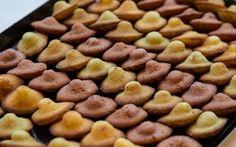 Mini madeleines parfumées