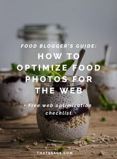 Click to learn how to optimize your food photos for better website traffic, engagement and sales. #foodphotography #foodstyling #foodblog #foodblogger
