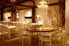 ABC Kitchen, New York City- Best New Restaurant by the James Beard Foundation in 2011