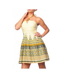 Zola Printed Dress