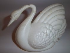 1960s toy swan