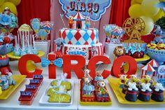 Temas de Festas Infantis