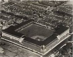 Shibe Park in the 1930s ...
