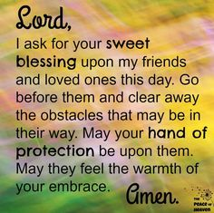 May the lord continue to Surround YOU n your FAMILY with he's divine hedge of protection for LIFE. Prayer Times, Prayer Verses, Faith Prayer, God Prayer, Prayer Quotes, Faith Quotes, Wisdom Quotes, Bible Quotes, Prayer List