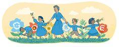 117º cumpleaños de Olga Cossettini