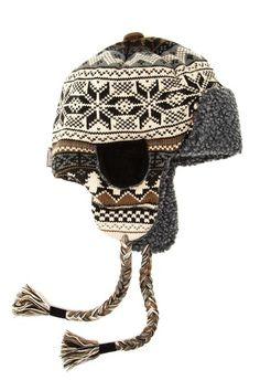Nordic Trapper Hat.