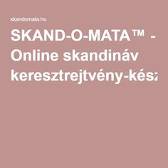 SKAND-O-MATA™ - Online skandináv keresztrejtvény-készítő Play To Learn, English Grammar, Learning, Computer Science, Short Hair Up, Studying, Teaching, Onderwijs
