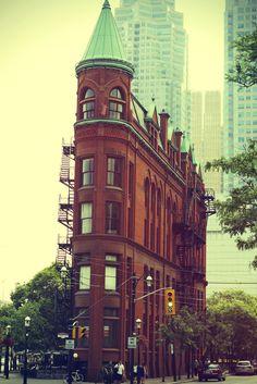 Gooderham Building, Toronto | Canada (by Foolish Mastermind)