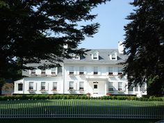 The White House In East Hampton Village NY