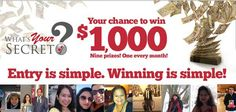Read last month's winning story. Share your secrets of succeeding in Canada and you could win $1000 cash!