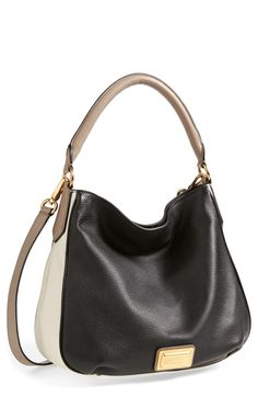 Marc Jacobs hobo bag - LOVE the blue! | Want...Need...Love ...