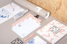 The Studio branding — Designspiration