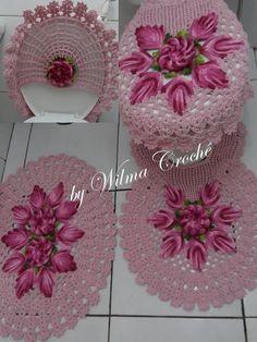 Crochet and Graphs Crochet Diy, Crochet Crafts, Crochet Doilies, Crochet Flowers, Crochet Stitches, Crochet Projects, Crochet Patterns, Crochet Decoration, Crochet Home Decor