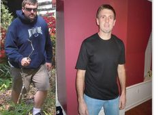 30 days of holiday health and hope continues! This is Doug! He lost 50lbs and is maintaining his health! My friend, a father, son, husband and man of faith. I am so proud of him! Could you share this for me with folks that will take inspiration?