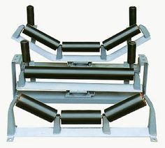 Spare Parts: Solutions for Belt Conveyor Roller Inflexible Rota...