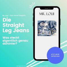 Die Straight Leg Jeans – Man hört oft von ihr, hat aber noch öfter keinerlei Ahnung um was es sich dabei eigentlich handelt. Dabei ist es ganz einfach: Es geht um einen Hosen Schnitt der immer wieder im Trend ist, bei zahlreichen Marken, Jeanshosen und so gut wie jedem Designer zu haben ist. Hipster Outfits, Streetstyle, Destroyed Jeans, Neue Trends, Designer, Legs, Simple, Legends, Branding