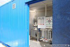 Блочно-модульная станция водоподготовки 10 - 150 м3/час - БесплатныеОбъявления.рф