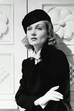 "classic-hollywood-glam: ""Carole Lombard """