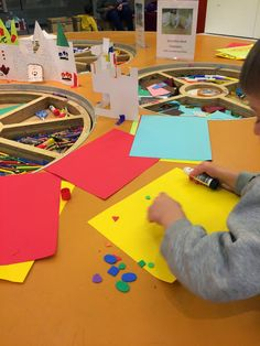 A Splendid Messy Life: Local Love: The AGO's Hands-On Children's Centre