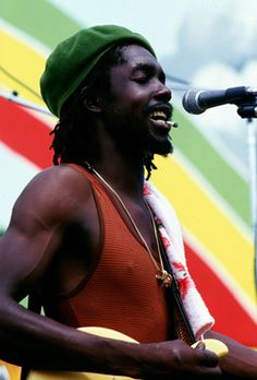 Peter Tosh, one of the wisest.