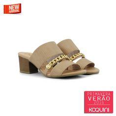 Delícia de tamanco conforto #koquini #sapatilhas #euquero #tamanco #malu Veja mais mais em: http://koqu.in/1QtBJvb