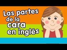 Las partes de la cara en inglés - Canción para niños - Canciones Infantiles - Doremila - YouTube