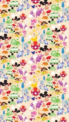 Disney❤ - in 2020 Cartoon Wallpaper Iphone, Disney Phone Wallpaper, Iphone Background Wallpaper, Cute Cartoon Wallpapers, Pretty Wallpapers, Aesthetic Iphone Wallpaper, Wallpaper S, Disney Phone Backgrounds, Disney Mickey