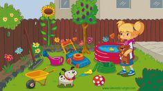 Where is it? - App for children on Behance