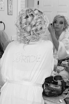 Wedding hair updo bride photography by Nikita Lee www.NikitaLee.com