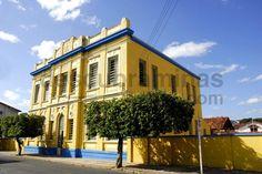 Rio Pomba (MG) - Escola Municipal São José -