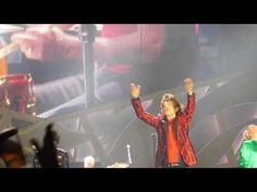 "Rolling Stones ""Jumping Jack Flash"" Minneapolis,Mn 6/3/15 HD - YouTube"