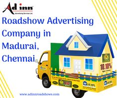 A roadshow should be both fun and professional so that your attendees will leave your event with a smile. An amazing roadshow event will leave a positive and long-lasting impression in the visitor's mind. A roadshow advertising company in Madurai, Chennai makes roadshows even more fun. Advertising Services, Madurai, The Visitors, Chennai, More Fun, Positivity, Ads, Smile, Celebrities