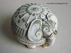 ART-piggy de HELKI: Cerâmica oficina