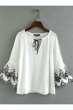 caf7fd00891baf peasant blouse - Google Search | Peasant blouse | Peasant blouse ...