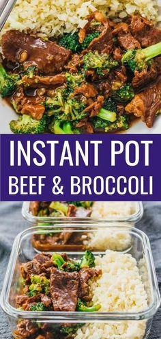 Dieses Instant Pot Beef And Broccoli Rezept verwend&; Dieses Instant Pot Beef And Broccoli Rezept verwend&; Brokkoli Brokkoli Dieses Instant Pot Beef And Broccoli Rezept verwendet Schnellkochen […] and broccoli no cornstarch Crock Pot Recipes, Beef Recipes, Healthy Recipes, Crockpot Ideas, Casserole Recipes, Sauce Recipes, Snacks Recipes, Casserole Ideas, Dessert Recipes