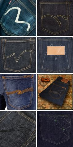 Pockets Levis Arcuate