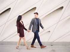One more of this beautiful couple and their epic downtown Los Angeles engagement session. I cant wait for their wedding later this year with @vanessamichelleco  #engagementphotography #engaged #losangelesweddingphotographer #californiawedding #californiaweddingphotographer #engagements #weddingphotographer #engagementsession #film #thatsdarling #capturingunforgettablemoments #stylemepretty #smpweddings #pin #orangecountyweddingphotographer #longbeachwedding #longbeachweddingphotographer…