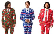 The Ugly Christmas Sweater Suit - Neatorama