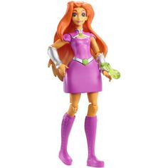 Check out the DC Super Hero Girls Starfire Doll at the official Mattel Shop website. Explore the world of DC Super Hero Girls today! Super Hero High, Dc Super Hero Girls, Mattel Shop, Barbie Miss, Purple Boots, Shoulder Armor, Pop Culture Art, Save The Day, Home