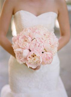 Pink Peony Bouquet1
