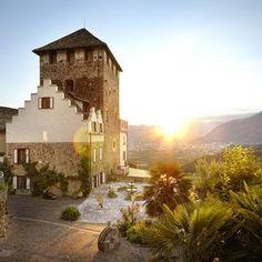Schloss Hotel Korb - Eppan, Hotels in Südtirol, Italien