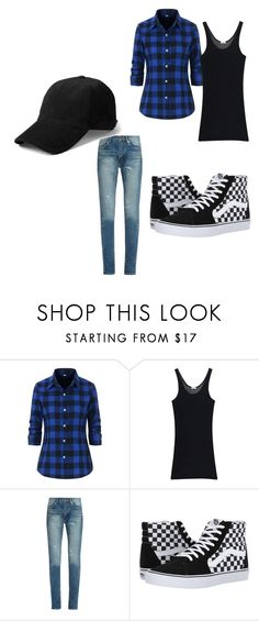 """""""Mavis (Cardfight vanguard) Prologue Outfite"""" by jezebel-pandora ❤ liked on Polyvore featuring iHeart, Yves Saint Laurent and Vans"""
