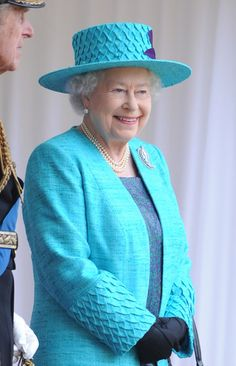Queen Elizabeth II Photo - Queen Elizabeth II Attends The Armed Forces Parade And Muster May 2012