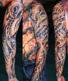 Tattoo Artist - Guy Aitchison