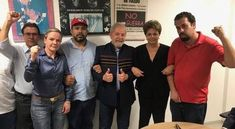 Continua in Brasile quella che sembra una mirata repressione di tutte le forme di dissenso. Dopo l'omicidio di Marielle, ora tocca all'ex presidente Lula.